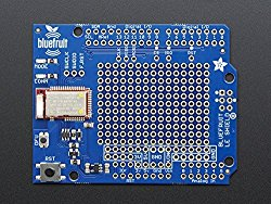 Adafruit Bluefruit LE Shield – Bluetooth LE for Arduino
