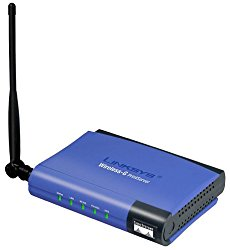 Cisco-Linksys WPS54GU2 Wireless-G Print Server for USB 2.0