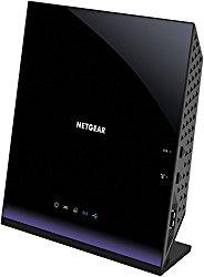 NETGEAR AC1600 WiFi VDSL/ADSL Modem Router – 802.11ac Dual Band Gigabit (D6400-100NAS)