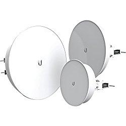 Ubiquiti PowerBeam AC PBE-5AC-500-ISO  IEEE 802.11ac Wireless Bridge  2 Pack