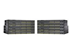 Cisco Catalyst WS-C2960X-48FPS-L 48 Port Ethernet Switch with 740 Watt PoE