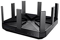 TP-Link AC5400 Wireless Wi-Fi Tri-Band Gigabit Router (Archer C5400)