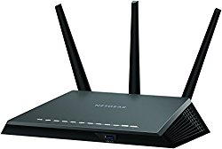 NETGEAR Nighthawk AC2300 Smart WiFi Router – MU-MIMO Dual Band Gigabit (R7000P) Compatible with Amazon Echo/Alexa and Circle Smart Parental Controls