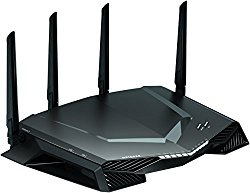 NETGEAR Nighthawk Pro Gaming WiFi Router. AC2600 Dual band wireless speeds. Control your ping and latency. Works with Xbox, PlayStation, PC, and more. Powered by Netduma DumaOS (XR500)