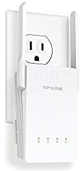 TP-Link AC750 Dual Band Wi-Fi Range Extender w/ Gigabit Ethernet Port (RE210)
