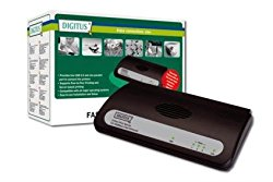 Digitus DN-13006-W 3-port Fast Ethernet Print Server