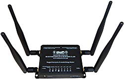 MOFI4500-4GXeLTE-SIM4 4G/LTE Router AT&T T-Mobile Verizon Embedded SIM with Band 12