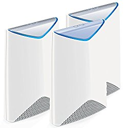 NETGEAR Orbi Pro AC3000 Business Mesh WiFi System, 3-Pack, Wireless Access Point (SRK60B03)