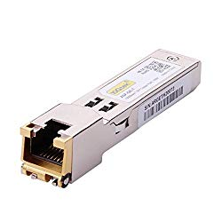 10Gtek for Ubiquiti UF-RJ45-1G SFP Transceiver, 1.25 Gigabit RJ45 Copper SFP Module, 1000Base-T