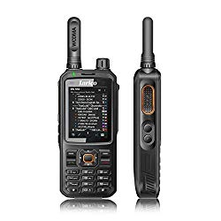 Inrico T320 4F/Wifi Bluetooth Radio Unlocked GSM Compatible with Zello, PTTOC open Android.
