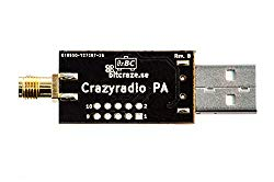 SeeedStudio – Crazyradio PA – Long Range 2.4Ghz USB Radio Dongle With Antenna – DIY Maker Open Source BOOOLE