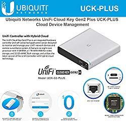 UniFi Cloud Key Gen2 Plus UCK-PLUS Cloud Device Management