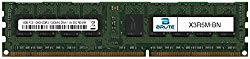 Brute Networks X3R5M-BN – 8GB PC3-10600 DDR3-1333Mhz 2Rx4 1.5v ECC Registered RDIMM (Equivalent to OEM PN # X3R5M)