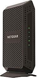 NETGEAR Cable Modem CM600 – Compatible with All Cable Providers Including Xfinity by Comcast, Spectrum, Cox | for Cable Plans Up to 400 Mbps | DOCSIS 3.0 (Renewed)