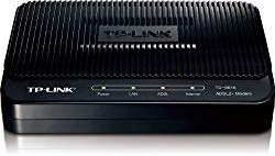 TP-Link ADSL2+ Modem, Up to 24Mbps Downstream Bandwidth, 6KV Lightning Protection (TD-8616)