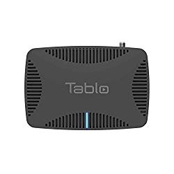 Tablo Quad Over-The-air [OTA] Digital Video Recorder [DVR] for Cord Cutters – with WiFi, Live TV Streaming, & Automatic Commercial Skip