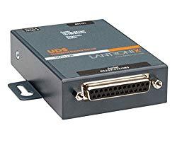 Lantronix UD1100002-01 Device Server – 1 x DB-25, 1 x RJ-45 (125157A)