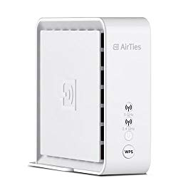 AT&T Air 4920 Airties Smart Wi-Fi Extender – White (Pre-Owned)