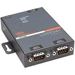 Lantronix Device Server UDS 2100 – Device server – 2 ports – 10Mb LAN, 100Mb LAN, RS-232